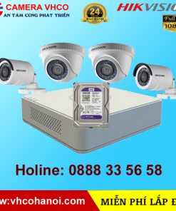 Tron Bo 4 Camera Hik 720
