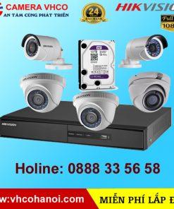 Lắp Camera Quận Hà Đông Hà Nội