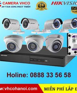 Tron Bo 7 Camera Hik 1080