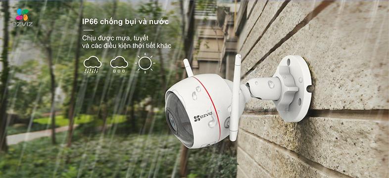 Camera IP Wifi Ezviz C3WN 1080P